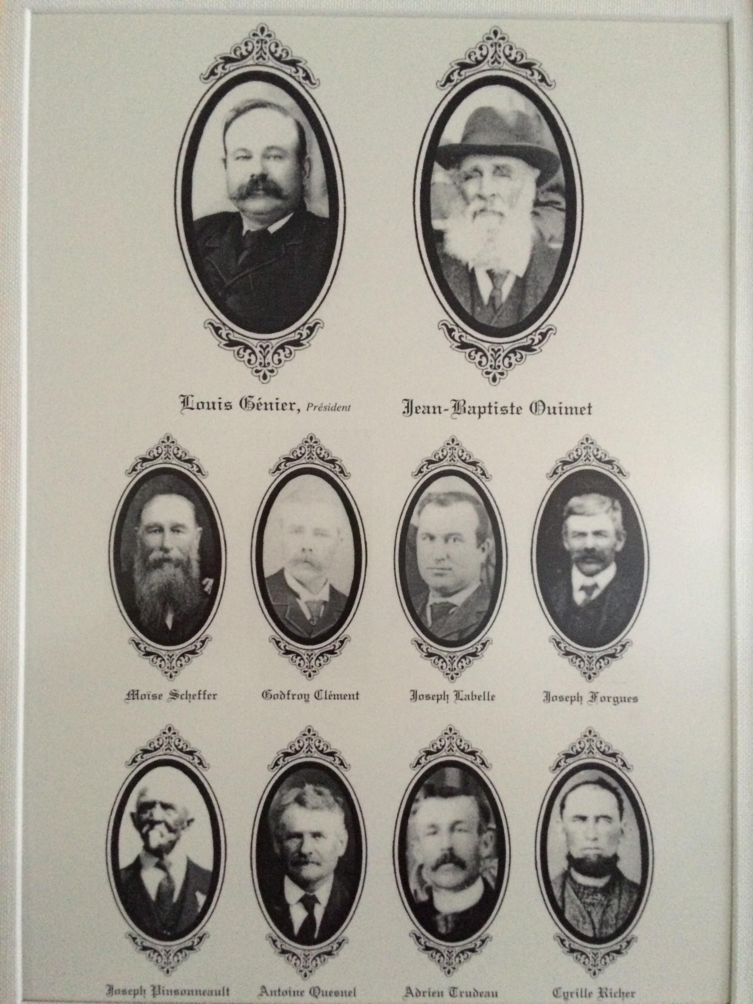Fondateurs Fromagerie